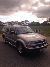Chevrolet Blazer 2002 Salisbury Salisbury Area Preview