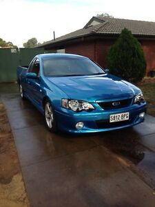 Ba xr6 manual ute Holden Hill Tea Tree Gully Area Preview