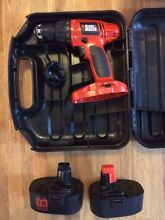 Drill Black & Decker 18v Nicad Scarborough Stirling Area Preview