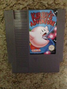 Kirby's Adventure - NES Nintendo Rare Ashmont Wagga Wagga City Preview