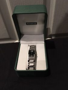Michael Hill Jewellers watch black and silver women's Revesby Heights Bankstown Area Preview
