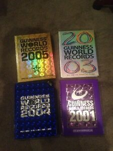 Guinness world record books Dee Why Manly Area Preview