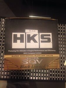 Hks blow ofd valve Willetton Canning Area Preview