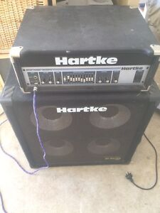 Hartke HA3500 Bass Amp and Cab Terrigal Gosford Area Preview