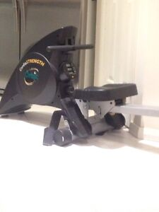 rowing machine - orbit rower Darch Wanneroo Area Preview
