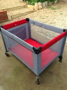 Mothers Choice portable cot Blakeview Playford Area Preview
