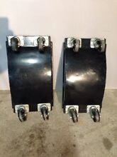Wheel dolleys dollies x 2 used 3 times Greensborough Banyule Area Preview