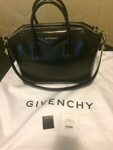givenchy medium antigona ( cowhide leather /shinny )2 years old bag . Parramatta Parramatta Area Preview