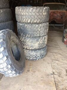 305/55R20 nitto trail grapplers