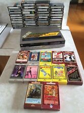 Rare Vintage Sony Betamax SL-F30 Beta Player & 54 Tapes Park Grove Burnie Area Preview