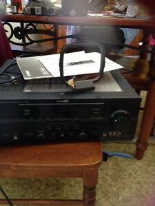 Yamaha RV-V663 Amplifier Burpengary Caboolture Area Preview