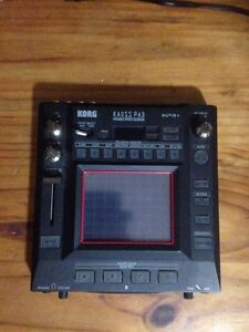 Korg kaoss pad KP3+ Dutton Park Brisbane South West Preview