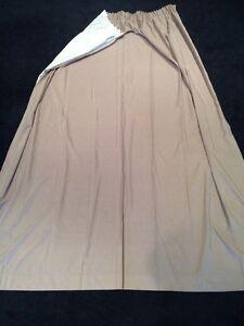 Pre-made tonal curtains West Leederville Cambridge Area Preview