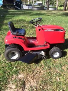 Honda ride on mower Pitt Town Hawkesbury Area Preview