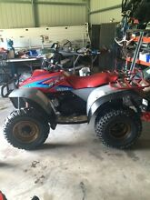 Quad Polaris 400 4x4 Big Quad swaps Greenbank Logan Area Preview