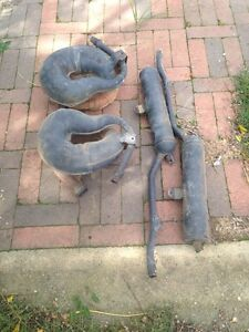 Yamaha Banshee 350 complete exhaust Landsdale Wanneroo Area Preview