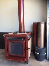 Turbo 10 wood heater. Drayton Toowoomba City Preview