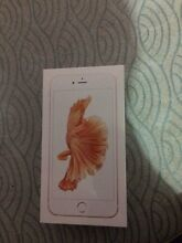 iPhone 6s Plus 128 gig rose  gold for sale Salisbury Salisbury Area Preview