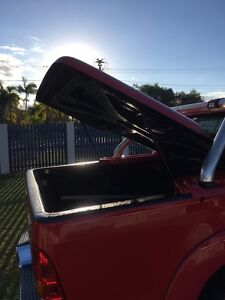 Hilux hard lid Torquay Fraser Coast Preview