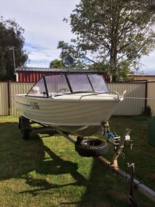 4.74mtr boat for sale Cooloongup Rockingham Area Preview