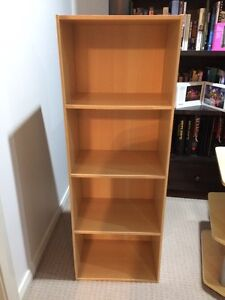 Beech bookcases for sale. Will sell together or individually Schofields Blacktown Area Preview