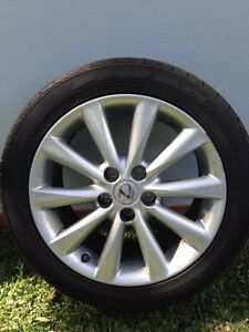 Genuine Lexus Rims 17-inch Good Condition Lilli Pilli Sutherland Area Preview