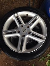 """Momo 17"""" rims x2.  Suit Commodore. Mount Gambier Grant Area Preview"""