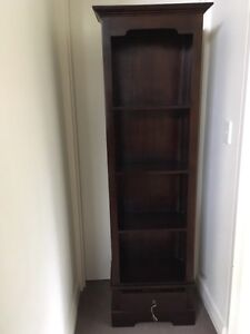 Wooden Bookcase Dee Why Manly Area Preview