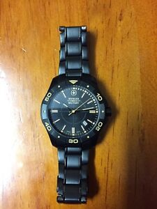 Wenger Swiss military watch Forest Lake Brisbane South West Preview