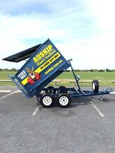 AUSKIP TIPPER TRAILERS SKIP HIRE! Paradise Point Gold Coast North Preview