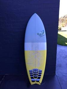 Waterborn Cheap Thrills - 6'0 Fish surfboard Barden Ridge Sutherland Area Preview