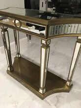 Mirrored table Cecil Hills Liverpool Area Preview