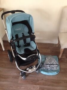 I candy apple pram $220 Ono Joondalup Joondalup Area Preview