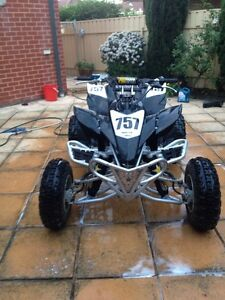 2004 Yamaha YFZ450 must go Ascot Park Marion Area Preview