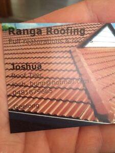 Ranga roofing repairs & restorations Geelong Geelong City Preview