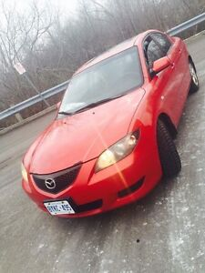 2006 Mazda3 E-tested And Certified