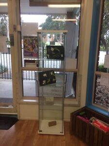 X4 glass trophy/display cabinets Endeavour Hills Casey Area Preview