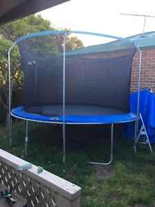 12ft Trampoline for Sale! Greenwith Tea Tree Gully Area Preview