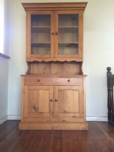 Timber China Cabinet Camp Hill Brisbane South East Preview