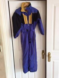 Child's size 12 ski suit Bundall Gold Coast City Preview