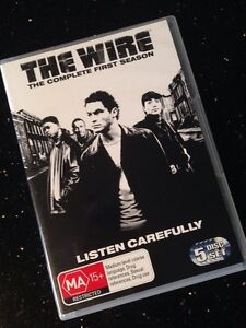 The wire season 1 Rosebery Palmerston Area Preview