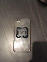 Quad lock universal adaptor with iPhone 5s case Newington Auburn Area Preview
