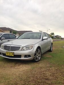 2007  MERCEDES C200 (supercharged) 12 MONTHS REGO! East Maitland Maitland Area Preview