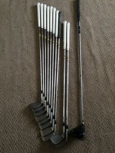 Set of 'over sized' cobra golf clubs and driver Clayton South Kingston Area Preview