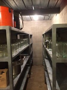 Fowlers jars and bottling equipment Marrar Coolamon Area Preview