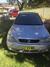 Holden astra 2001 manual with rego Roselands Canterbury Area Preview