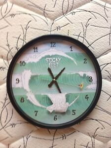 Sticky feet clock Cowaramup Margaret River Area Preview