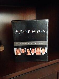 Friends complete series box set seasons 1-10 Ferntree Gully Knox Area Preview