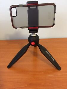Manfrotto  Iphone 7 & camera stand Armidale Armidale City Preview