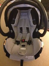 Maxi Cosi Titan with air protect Capsule&Base South Melbourne Port Phillip Preview